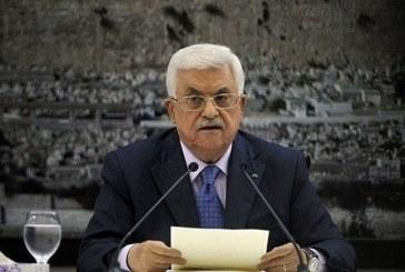 عباس يعلن التوصل إلى اتفاق لوقف إطلاق النار في غزة يبدأ الساعة السابعة مساء