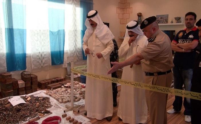 بيان من وزارة الداخلية عن تمكن الاجهزة الامنية المعنية من ضبط ثلاثة من أعضاء خلية إرهابية