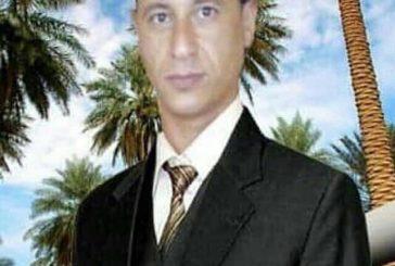 اعدم العدو الايراني المواطن الاحوازي حسن العبيات