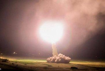 إيران تعلن عن هجوم الانتقام .. وتنشر فيديو الصواريخ