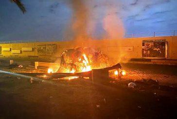 حركة التحرير الوطني الأحوازي تبارك اغتيال الجنرال الارهابي قاسم سليماني