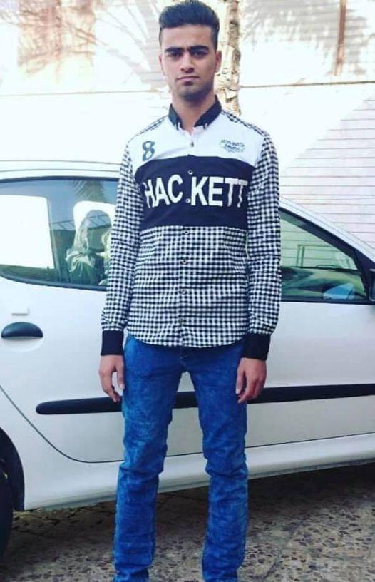 اعتقال الشاب الاحوازي ميثم النيسي لمشاركته في انتفاضة العطش